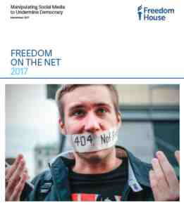 freedom on the net 2017