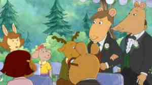 arthur gay marriage