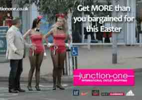 junction one easter video