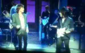 mick jagger jeff beck video